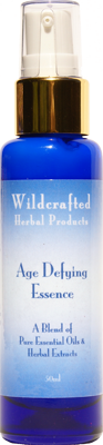 Natural Organic Age Defying Skin Care Products
