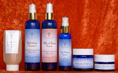 Natural Age Defying Skin Care System