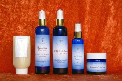 Natural Age Defying System No.2