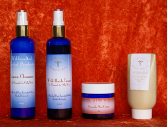 Natural Organic Skin Care System for Normal Skin